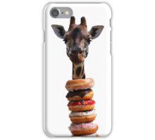 Giraffe Donuts iPhone Case/Skin