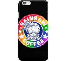 Rainbow Coffee - Special Edition  iPhone Case/Skin