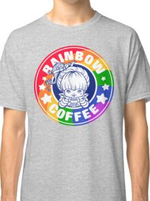 Rainbow Coffee - Special Edition  Classic T-Shirt
