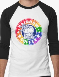 Rainbow Coffee - Special Edition  Men's Baseball ¾ T-Shirt