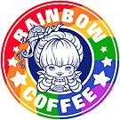 Rainbow Coffee - Special Edition  by Ellador