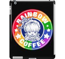 Rainbow Coffee - Special Edition  iPad Case/Skin