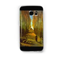 'Autumn' by Vincent Van Gogh (Reproduction) Samsung Galaxy Case/Skin