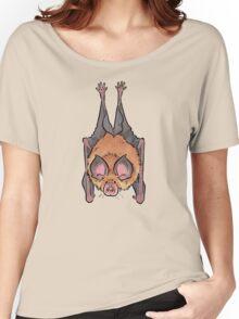 Lesser horseshoe bat Women's Relaxed Fit T-Shirt