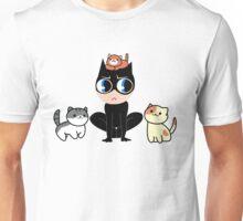 Catlady Unisex T-Shirt