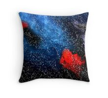 """Storm"" Throw Pillow"