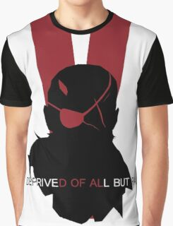 Deprived of all but pain Graphic T-Shirt