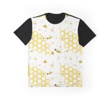Honey Bees Graphic T-Shirt