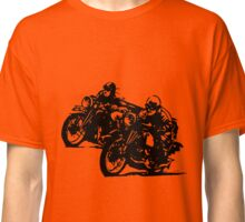 BUILT FOR SPEED-BOARD TRACK RACING Classic T-Shirt