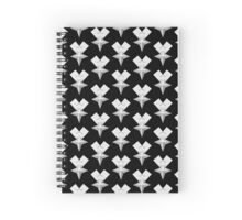 Kingdom Hearts : Mark Of Mastery Spiral Notebook