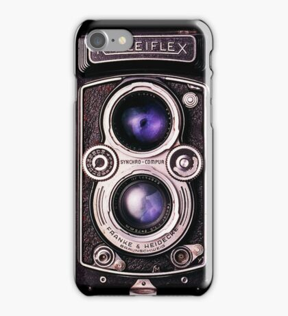 Rolleiflex HD iPhone Case/Skin