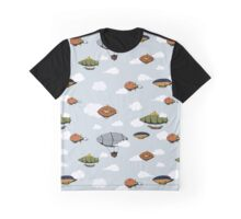 Blimps, Zeppelins, and Dirigibles Graphic T-Shirt