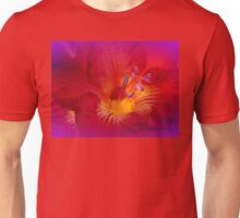 Red Freesia (Iridaceae) Unisex T-Shirt