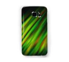 Colorful brush strokes Samsung Galaxy Case/Skin
