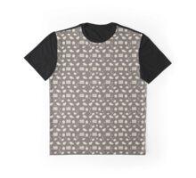 Ditsy Sheep Graphic T-Shirt