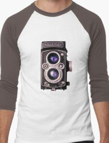 Rolleiflex HD Men's Baseball ¾ T-Shirt