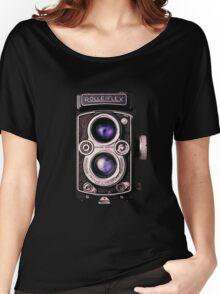 Rolleiflex HD Women's Relaxed Fit T-Shirt