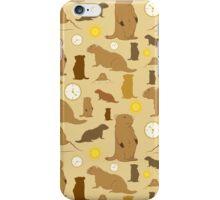 Groundhogs iPhone Case/Skin
