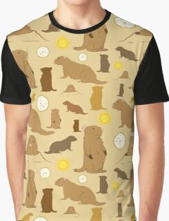 Groundhogs Graphic T-Shirt