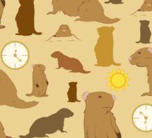 Groundhogs Sticker