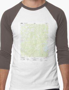 USGS TOPO Map Alabama AL Lineville East 20110923 TM T-Shirt