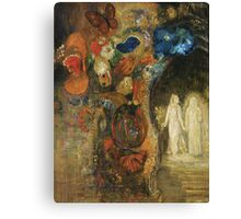 Vintage famous art - Apparition - Apparition Canvas Print
