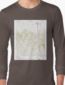 USGS TOPO Map Alabama AL Falkville 303814 1949 24000 T-Shirt