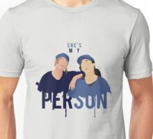 My Person - Grey's Anatomy Unisex T-Shirt