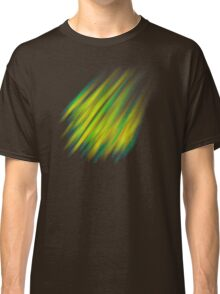 Colorful brush strokes Classic T-Shirt