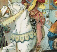 Vintage famous art - Poster - Armagnac Chateau Henry Iv  Sticker