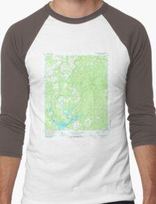 USGS TOPO Map Alabama AL Lake Tuscaloosa North 304356 1978 24000 T-Shirt