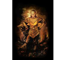 Vigo the Carpathian Photographic Print