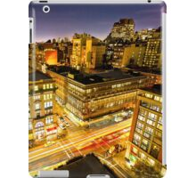 6 Ave iPad Case/Skin