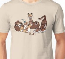 Big Cats Unisex T-Shirt