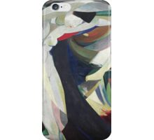Vintage famous art - Arthur Bowen Davies - Dances iPhone Case/Skin