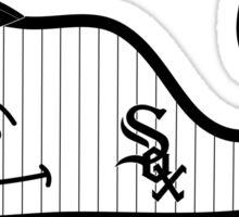 White Sox Vineyard Vines Whale Sticker
