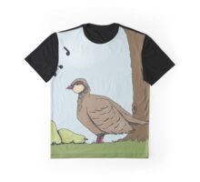 Partridge Graphic T-Shirt