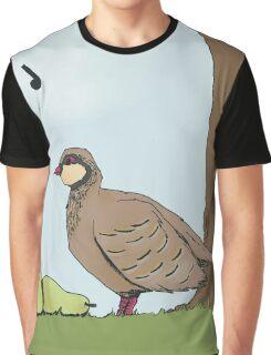 Partridge Graphic T-Shirt