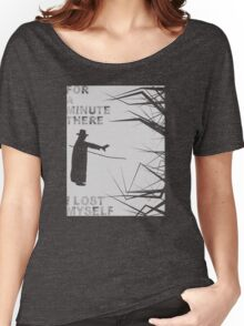 The Karma Police. Women's Relaxed Fit T-Shirt