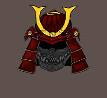 Samurai Helmet (Digital Art) Unisex T-Shirt