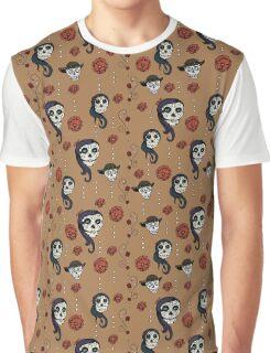Calaveras Graphic T-Shirt