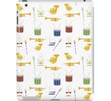Marching Band iPad Case/Skin