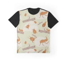 Beetles Graphic T-Shirt