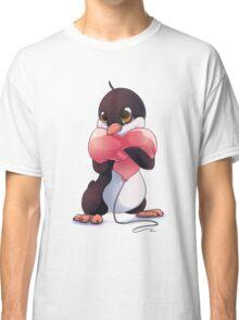 Penguin Valentine Classic T-Shirt