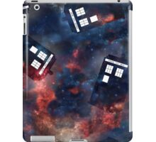 Disappearing Police Box iPad Case/Skin