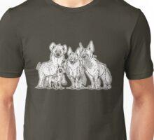 Hyenas - Dark Unisex T-Shirt