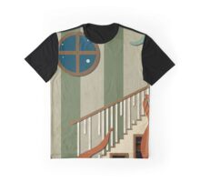 Secret House Graphic T-Shirt