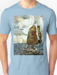 Tattered Sails Unisex T-Shirt