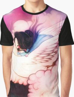 Flight of the Swan Graphic T-Shirt