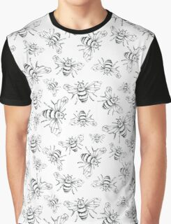 Bumble Bees Graphic T-Shirt